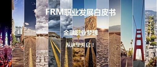 《FRM未来职业发展白皮书